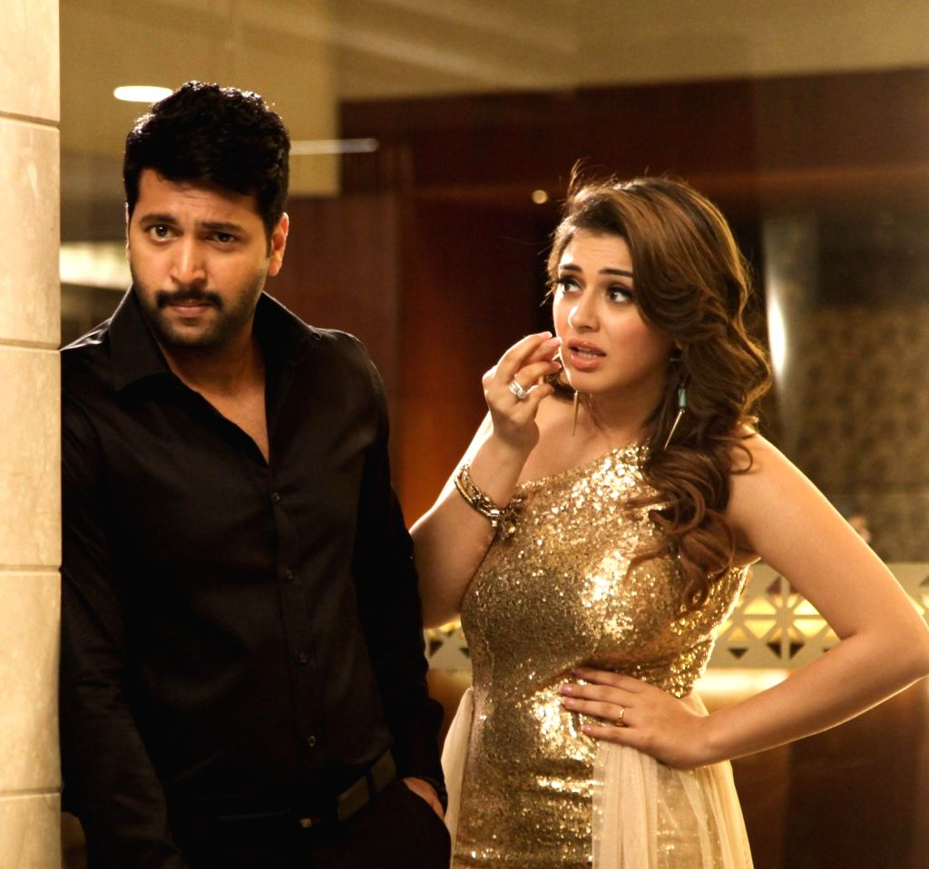 Stills from upcoming Tamil film `Romeo Juliet`.