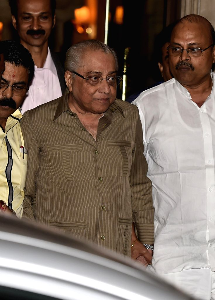 Veteran cricket administrator Jagmohan Dalmiya, who was elected president of the Board of Control for Cricket in India (BCCI) during its annual general meeting (AGM) in Chennai, on March 2, ...