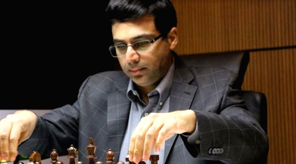 Chess champion Anand pays heartfelt tribute to late father.