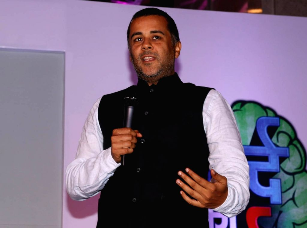 Chetan Bhagat. (File Photo: IANS)