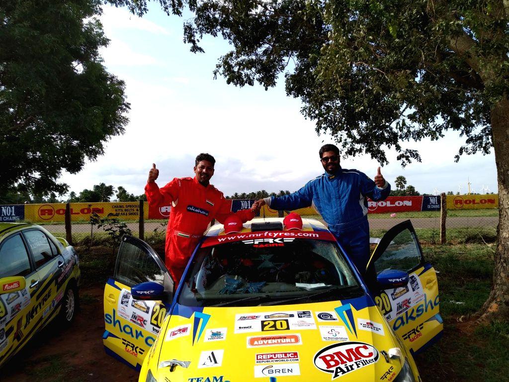 Chetan Shivram and Dilip Sharan.