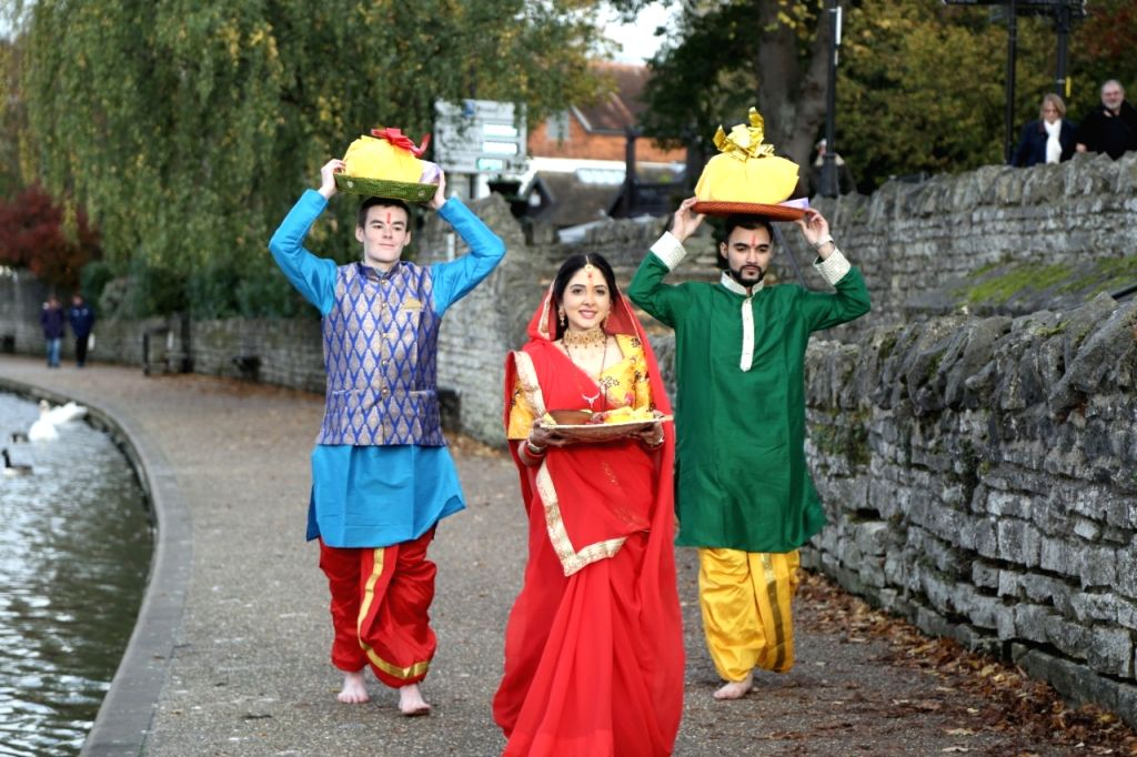 Chhath song composed for British and Indian artists, to be released on November 15.