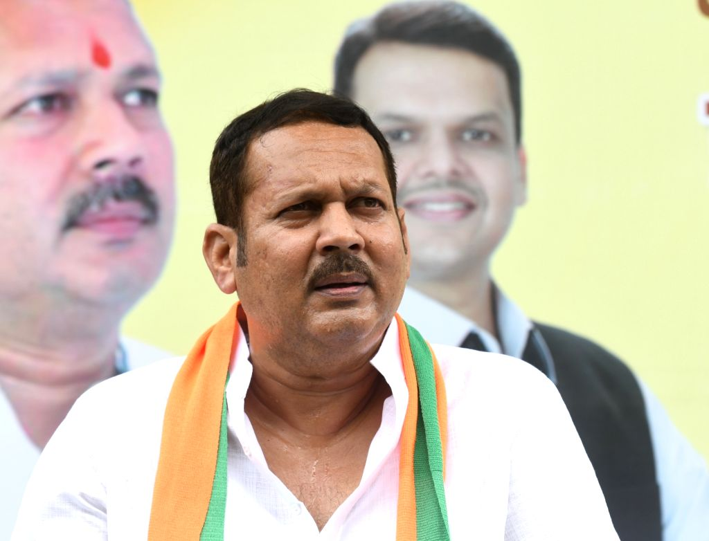Chhatrapati Udayanraje Bhosale. (Photo: IANS)