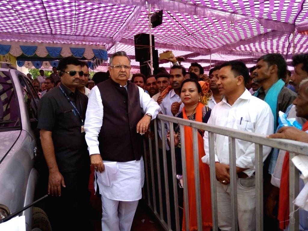 Chhattisgarh Chief Minister Raman Singh - Raman Singh