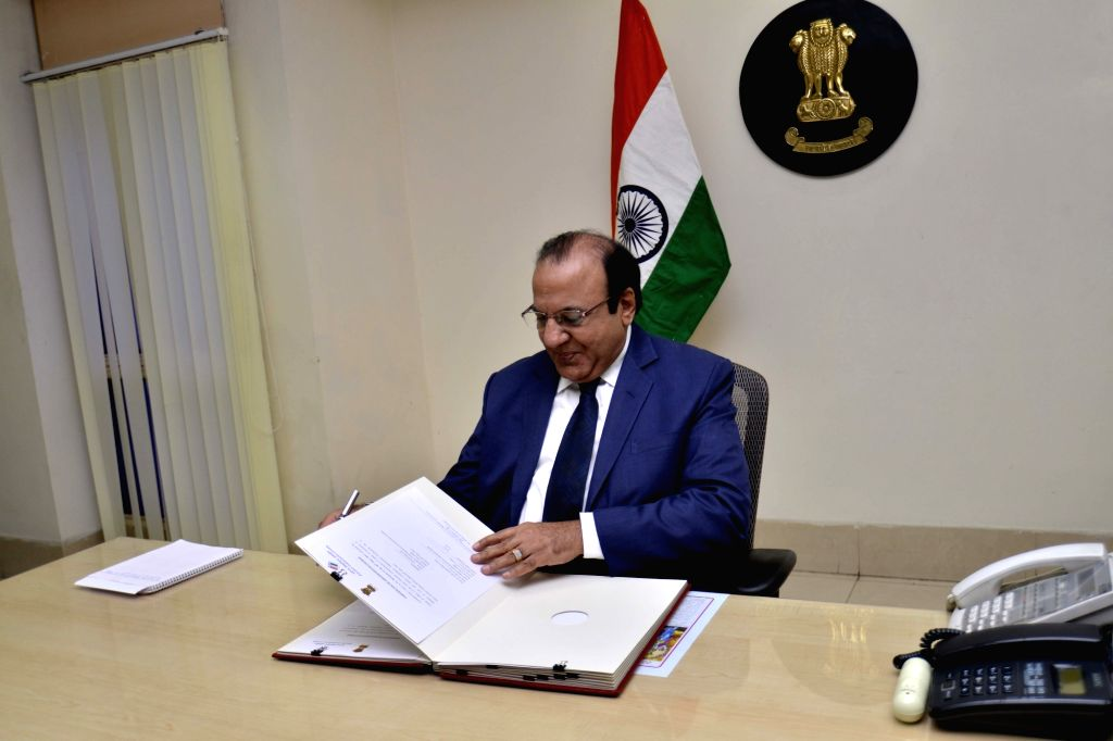 Chief Election Commissioner of India Achal Kumar Joti. (File Photo: IANS) - Achal Kumar Joti