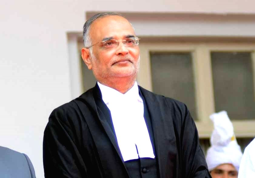 Chief Justice of the Delhi High Court D.N. Patel. - N. Patel
