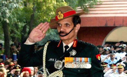 Chief of Army Staff, General Dalbir Singh. (File Photo: IANS) - Dalbir Singh