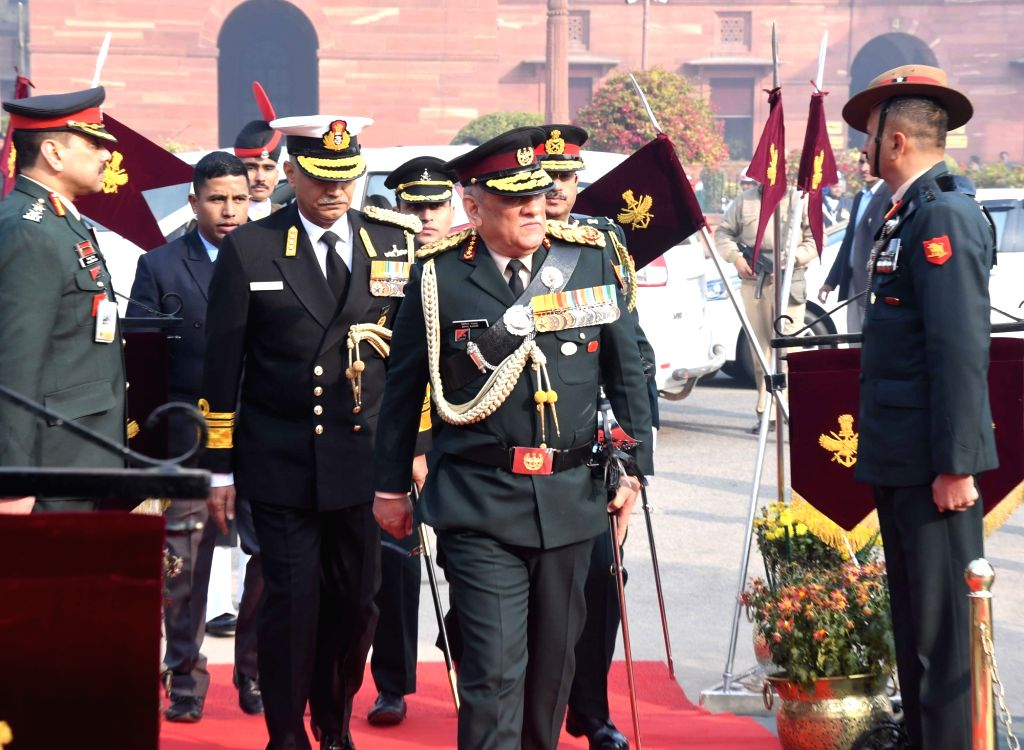 Chief of Defence Staff (CDS) General Bipin Rawat on Thursday said that he supported a negotiated peace deal between the US and Taliban in Afghanistan.