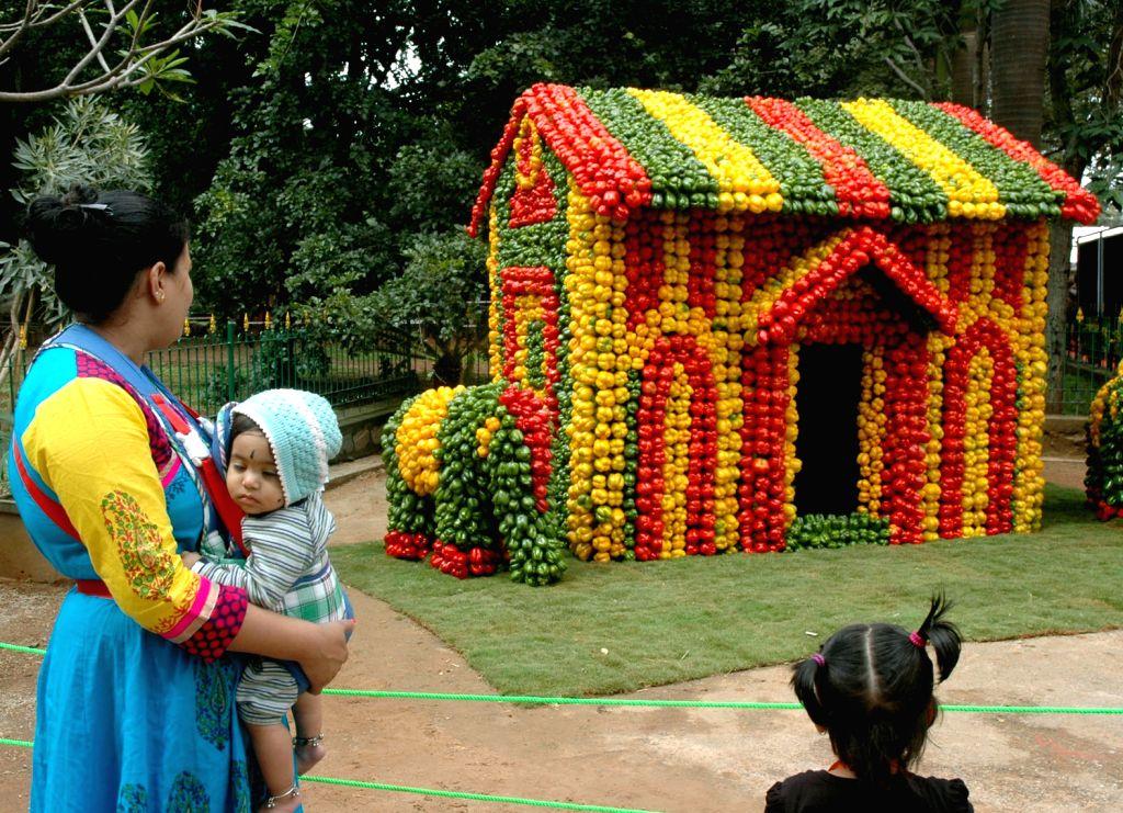 Children's Day celebration at the Cubbon Park in Bengaluru, on Nov 14, 2015.