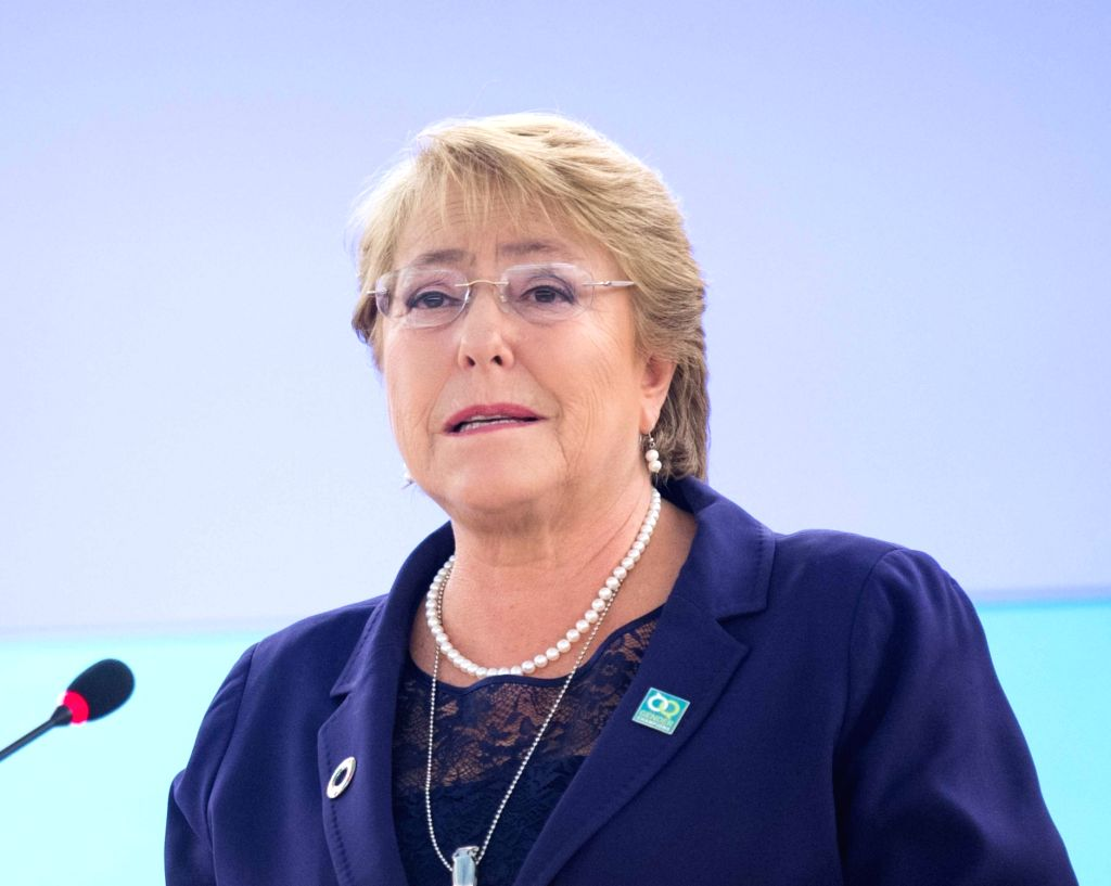 Chile President Michelle Bachelet. (File Photo: IANS)