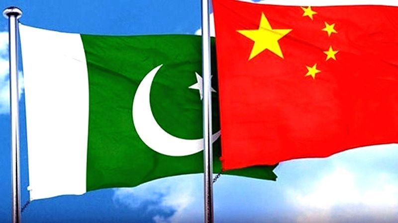 China-Pakistan.