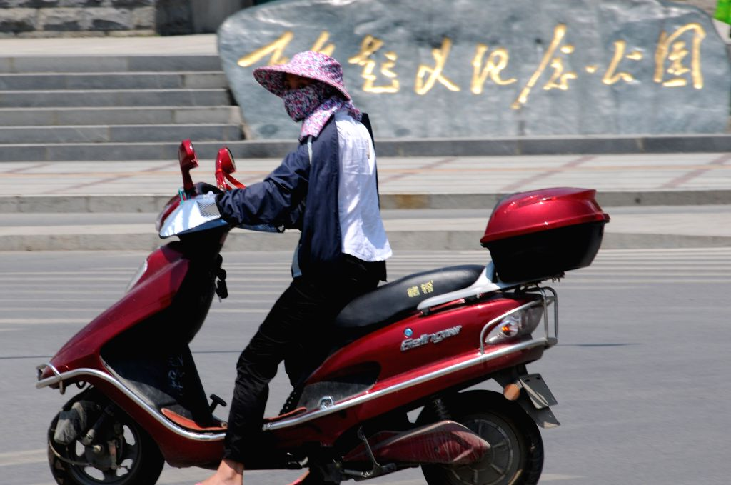 China records highest September temperature since 1961