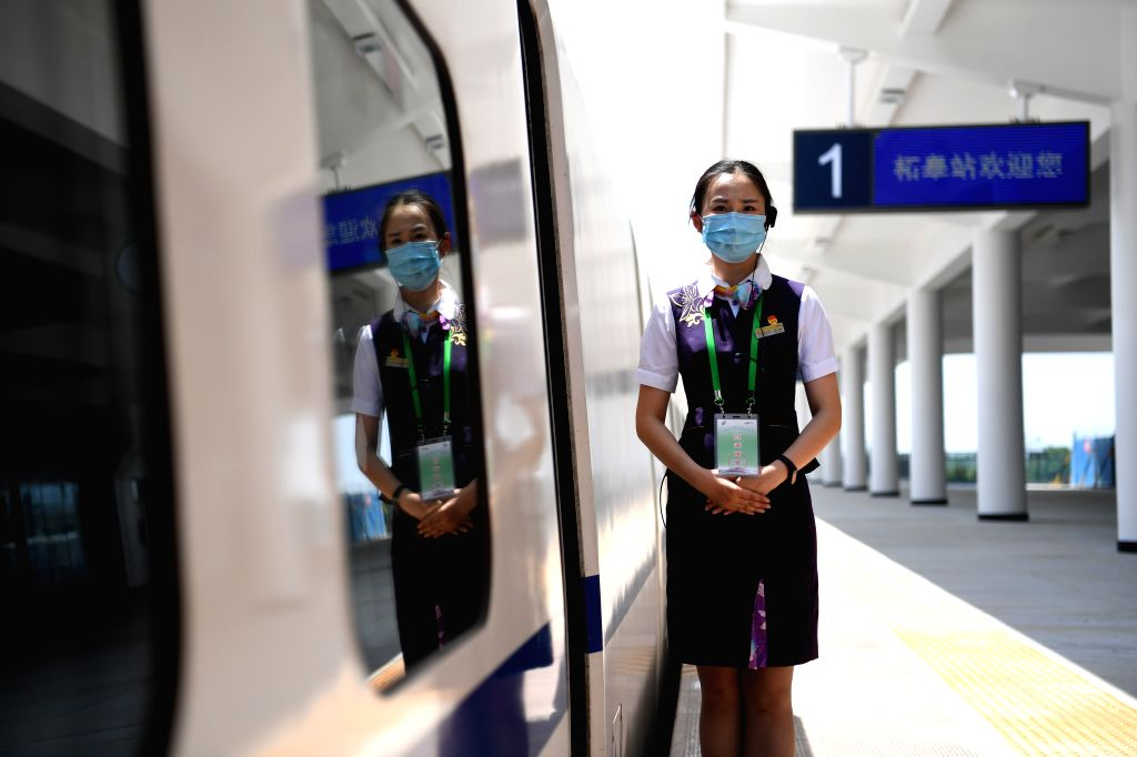 China reports 5 new locally- transmitted Covid cases