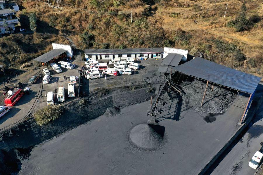 China's coal generation rises, India sees a decline: Study. (Xinhua/Ou Dongqu)
