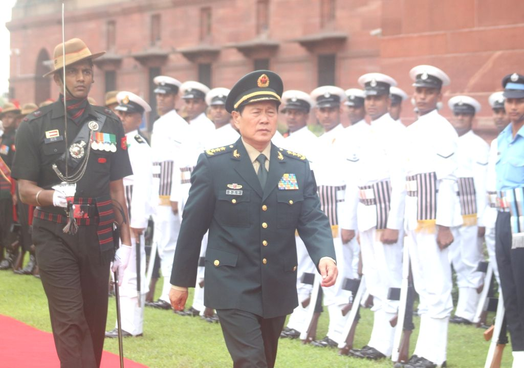 China's Defence Minister Gen. Wei Fenghe. (Photo: IANS) - Gen