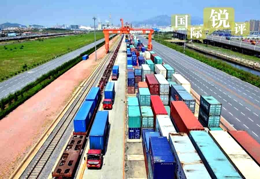 China's trade facilitation improves continuously.