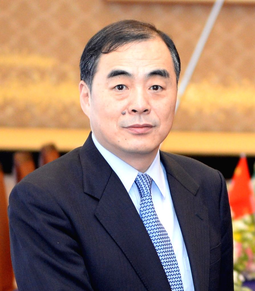 Chinese Assistant Foreign Minister Kong Xuanyou.(Photo:IANS) - Kong Xuanyou