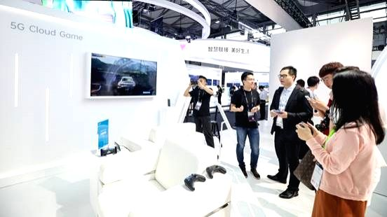 Chinese smartphone manufacturer OPPO on Wednesday unveiled the world's first under-screen camera phone at the Mobile World Congress (MWC) 2019 event in Shanghai, China. By integrating the front camera and the screen, under-screen display solution pro