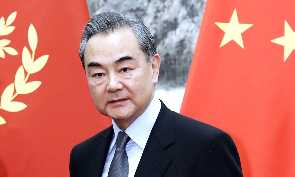 Chinese State Councilor and Foreign Minister Wang Yi. (File Photo: IANS) - Wang Y