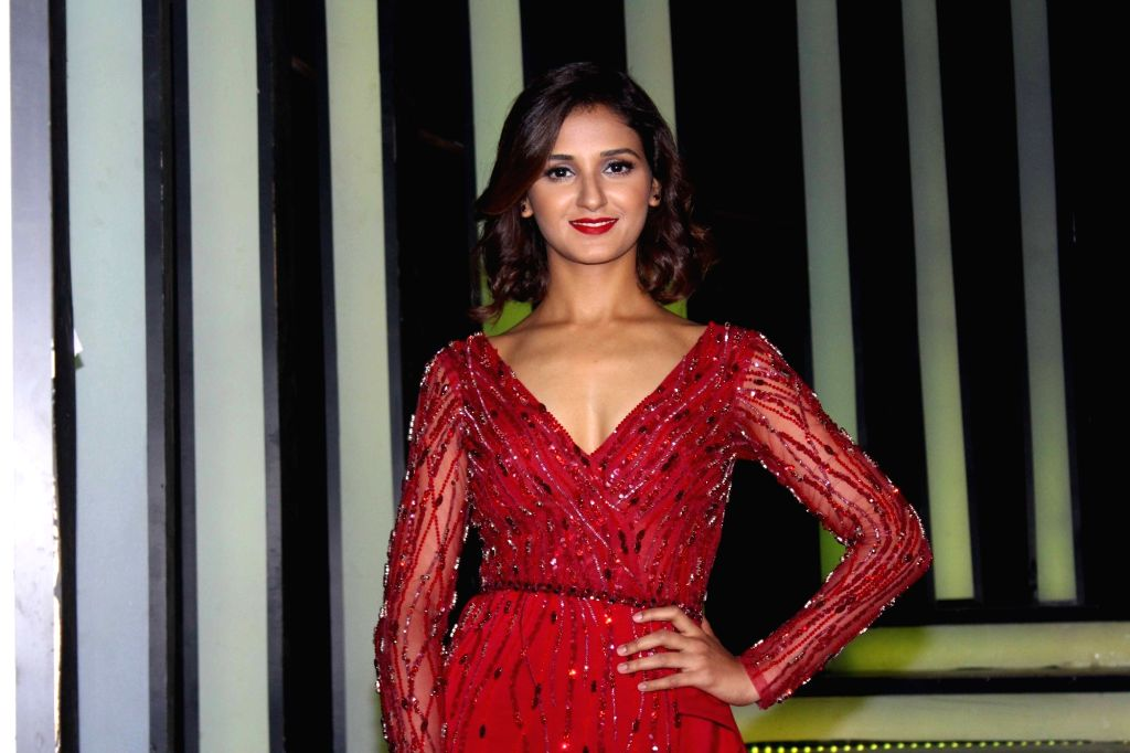 """Choreographer and judge Shakti Mohan on the sets of television show """"Dance Plus Season 3""""  in Mumbai on July 2, 2017."""
