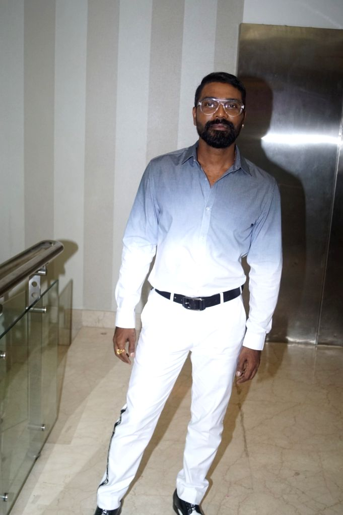 Choreographer-film director Remo D'Souza during a media interaction to promote his upcoming reality television show Dance Plus Season 4 in Mumbai on Sept 18, 2018. - Remo D