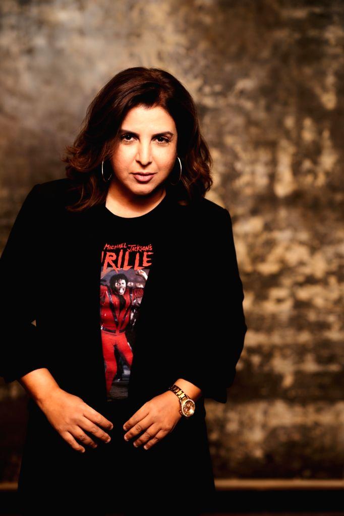 Choreographer-filmmaker Farah Khan. - Farah Khan