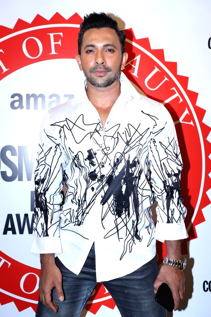 Choreographer Terence Lewis at the 2019 Cosmopolitan Beauty Awards in Mumbai, on April 30, 2019.