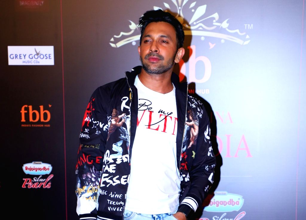 Choreographer Terence Lewis during a programme organised by fbb Colors Femina Miss India 2019, in Mumbai, on May 26, 2019.