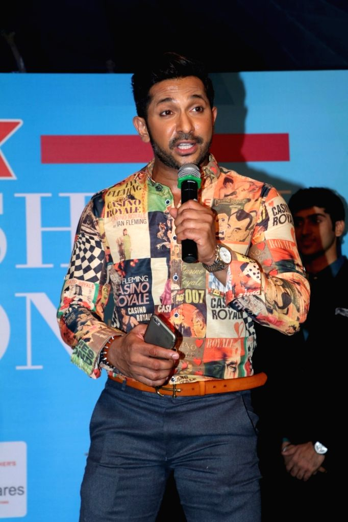 Choreographer Terence Lewis during announcment of Max fashion icon 2016 in Mumbai, on May 13, 2016.