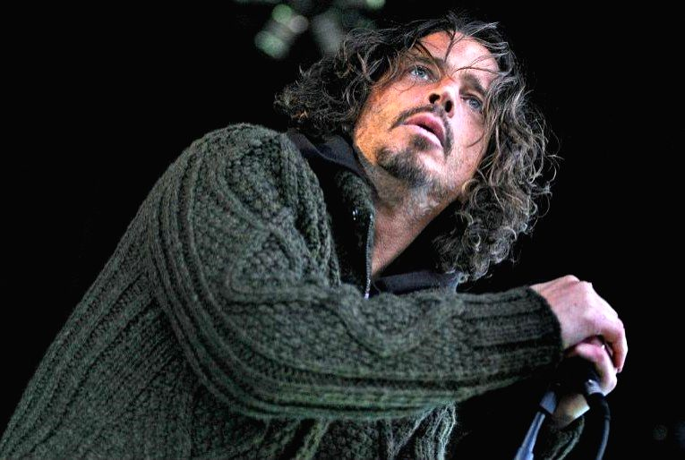 Chris Cornell. (Photo: Twitter/@chriscornell)