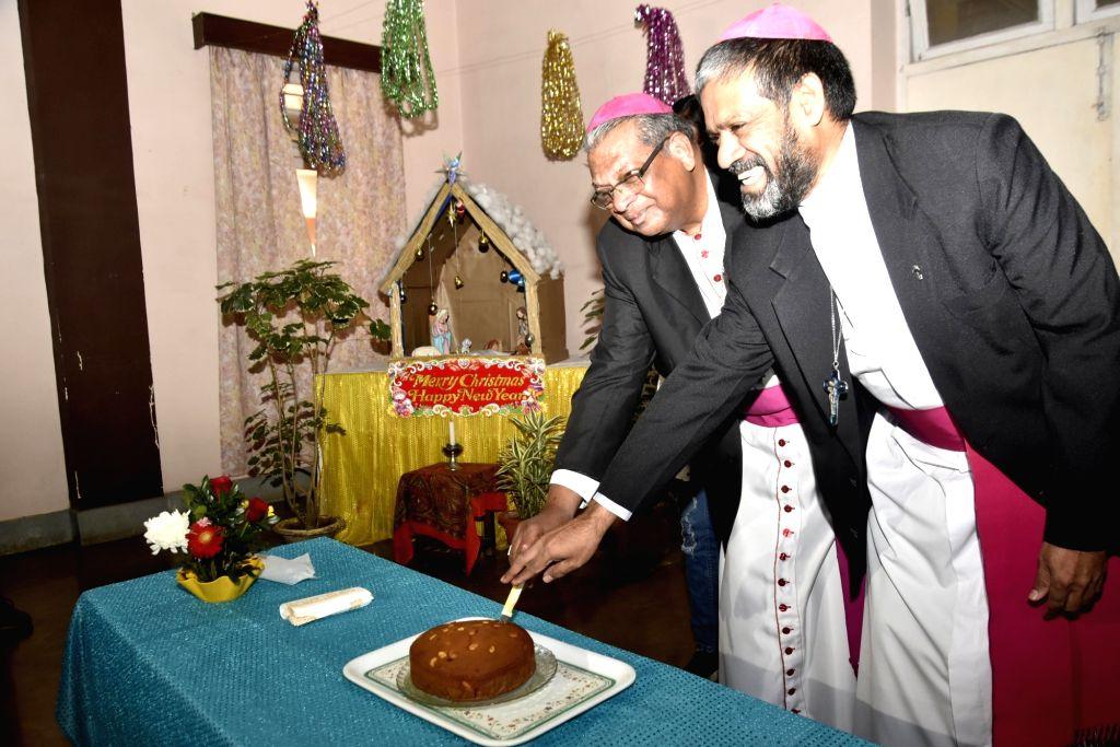 Christmas Celebration in Ranchi.