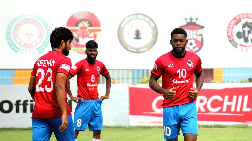 Churchill face uphill task vs Punjab for I-League title