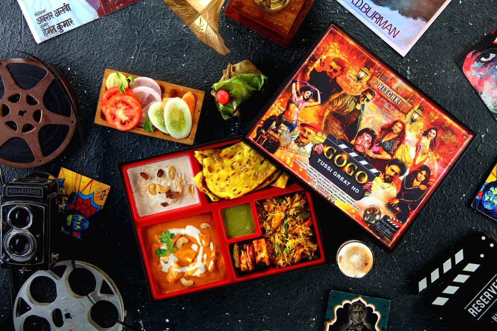Cinephiles can take a step further to show their love for their favourite stars now by gorging on sumptuous dishes themed around actors like Alia Bhatt, Shah Rukh Khan and Salman Khan here. Hitchki, a restaurant here, unveiled a Bollywood thali, call - Rukh Khan and Salman Khan