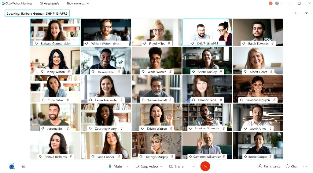 Cisco Webex aims to deliver 10x better meeting experience