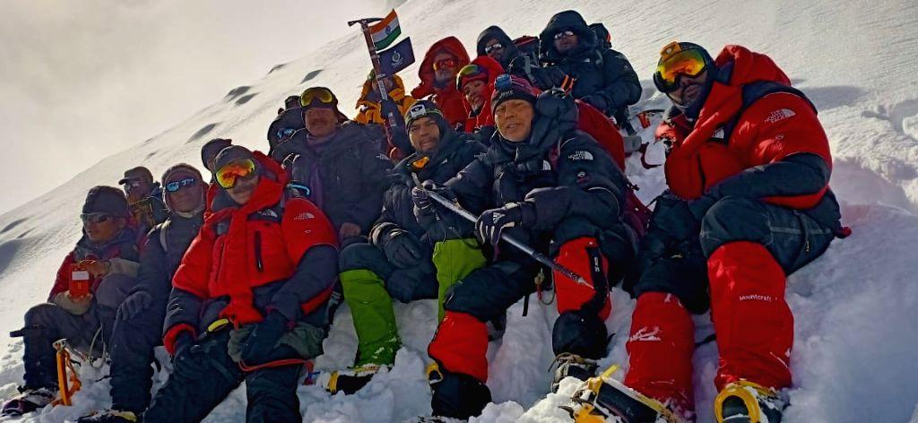CISF Santopath Mount Visit
