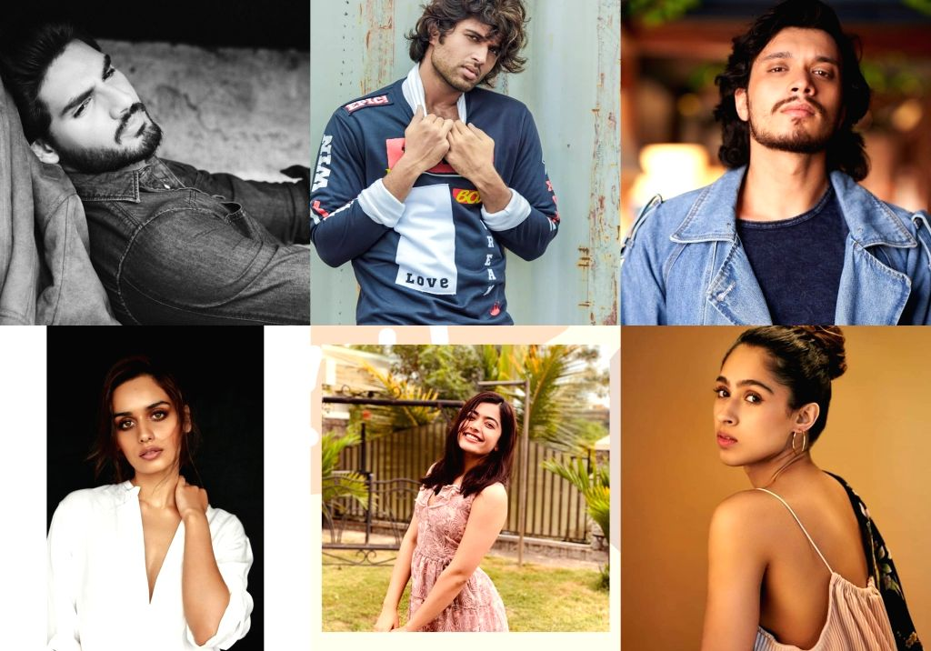 Class of '21: Bollywood debutants coming up in new year. (photo:instagram)