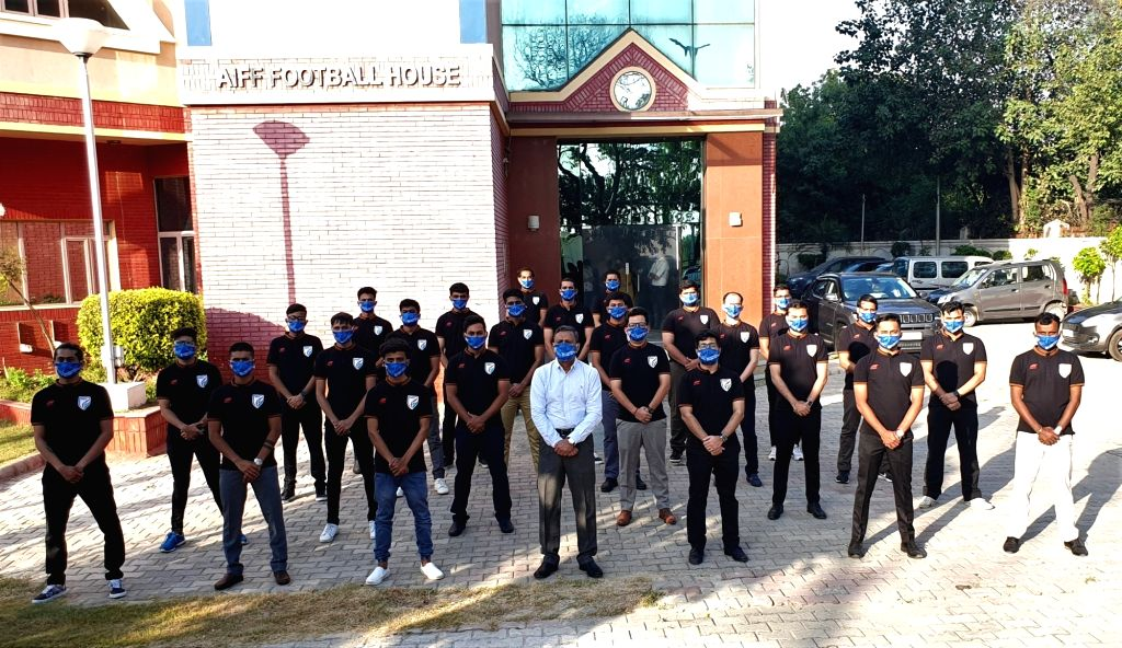 Classroom sessions for AIFF Masters kick-off