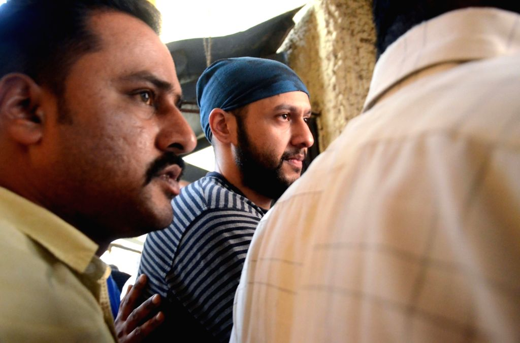 Co-owner of Mojo Bistro, Yug Tulli accused in the Kamala Mills Compound fire surrendered before Mumbai Police in Mumbai on Jan 16, 2018.
