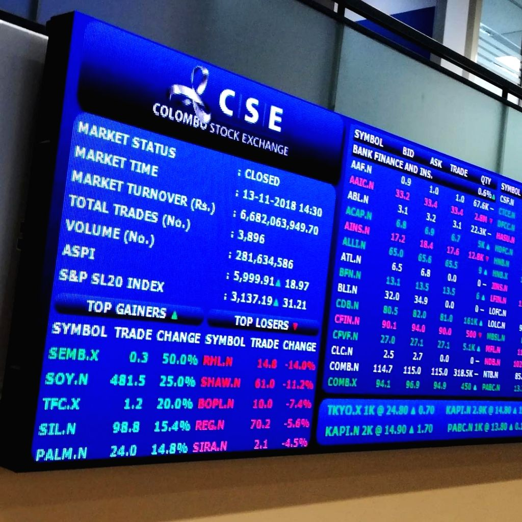Colombo Stock Exchange to go digital from Sep 17.