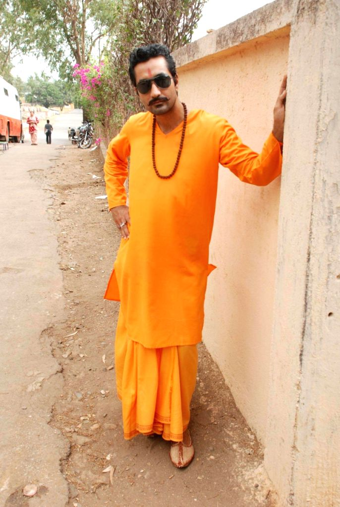 "Colors New serial  ""Bhagya Vidhata"" on location."