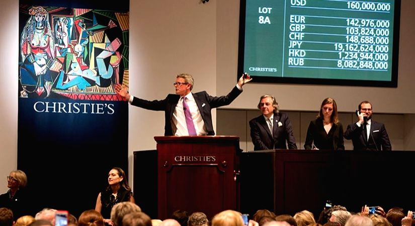 Coloured gems, rare rocks to hold sway at Christie's show.