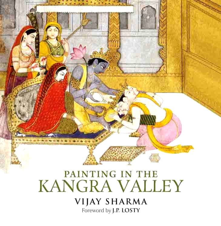 Combing the nuances of poetry and music into Kangra's miniature paintings.