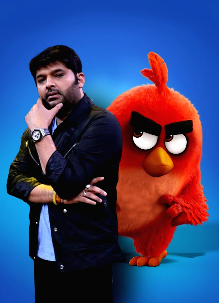 """Comedian-actor Kapil Sharma will lend his voice to the character of Red in the Hindi version of the upcoming animated family entertainer """"The Angry Birds Movie 2"""". """"The Angry ... - Kapil Sharma"""