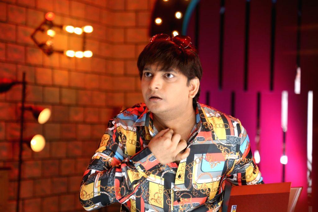 Comedian Paritosh Tripathi. - Paritosh Tripathi