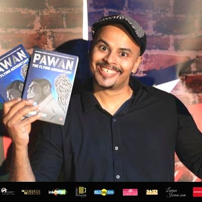 Comedian Sorabh Pant.