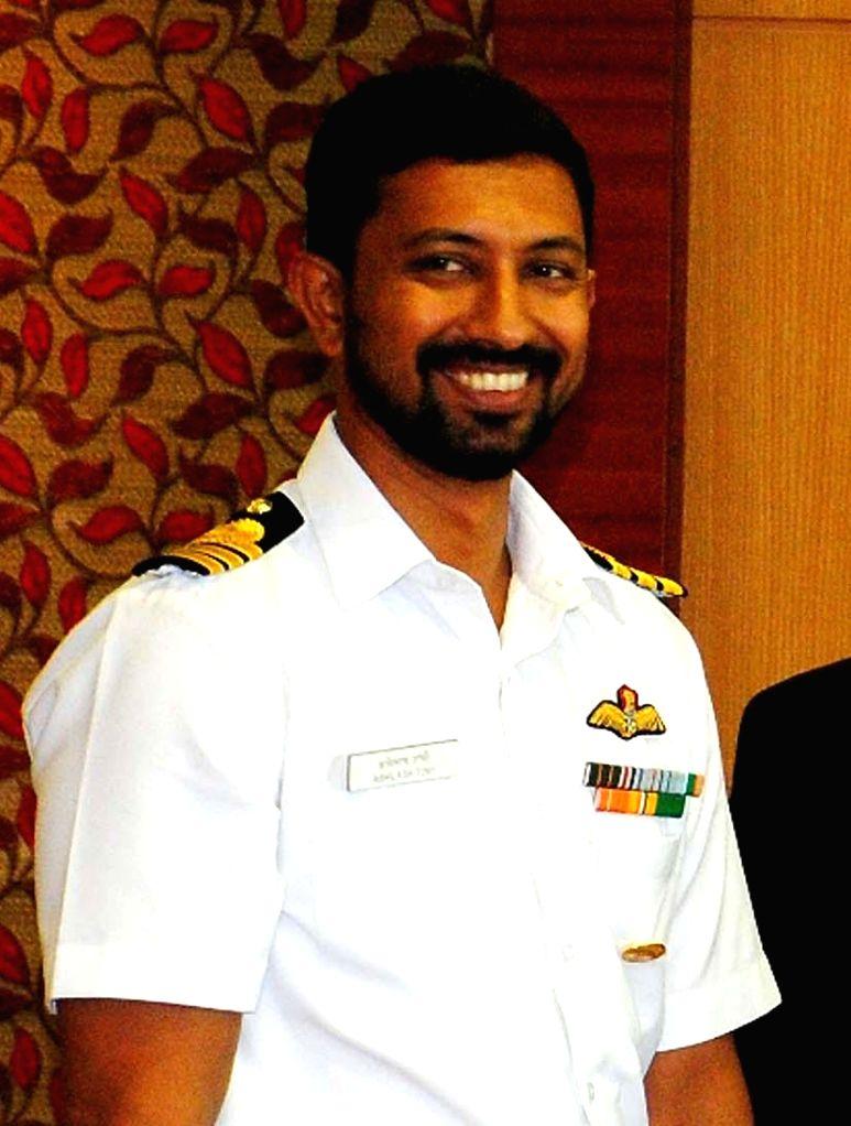 Commander Abhilash Tomy.(File Photo: IANS)