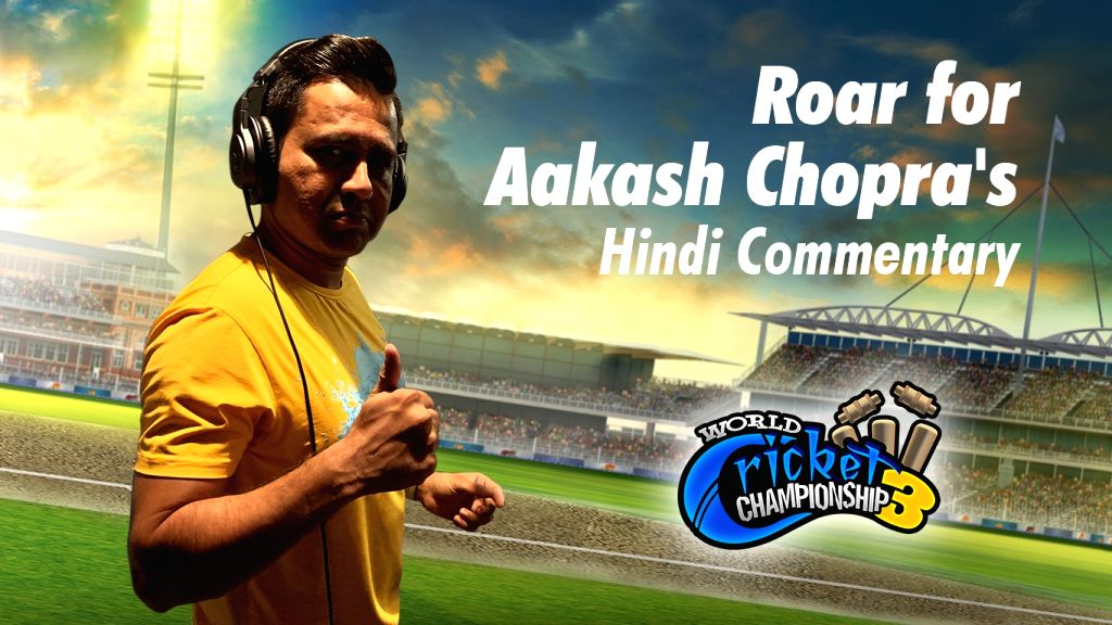 Commentator Aakash Chopra joins online cricket with WCC. - Aakash Chopra