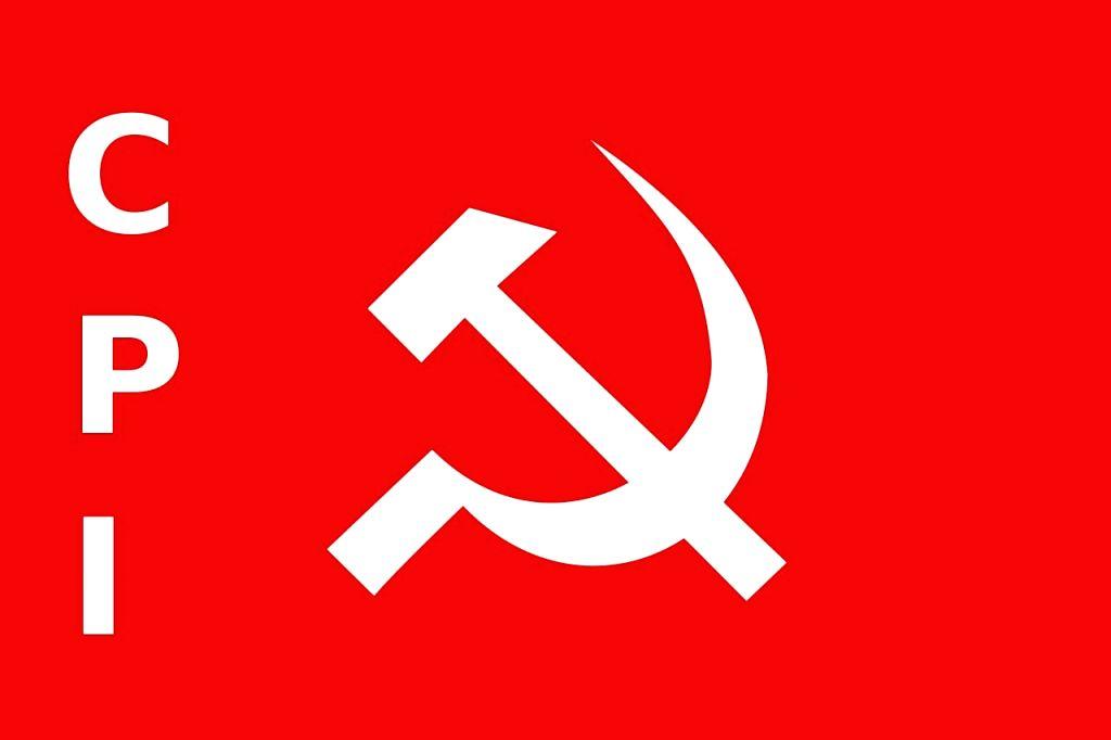 Communist Party of India's (CPI).