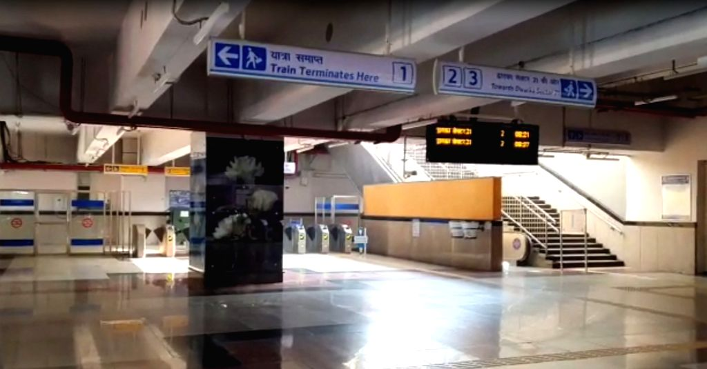 Commuters elated as Metro's Blue, Pink line resume services.