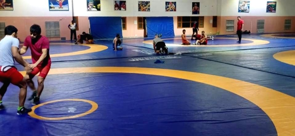 Competition will provide better idea of our level, says Bajrang